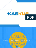 KASKUS Online Bazaar
