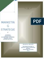 Analisis Strategi Pemasaran Toyota Motor