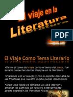 El Viaje en La Literatura