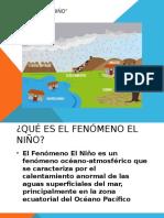 Fenomeno El Niño