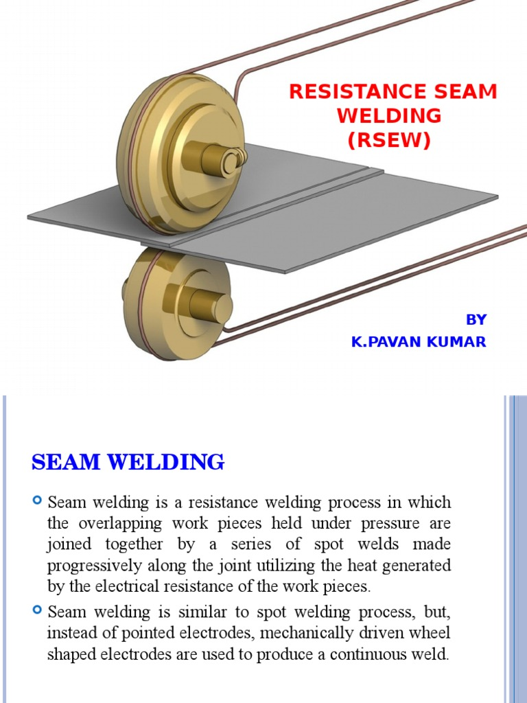 Resistance seam welding welding electric current buycottarizona Image collections