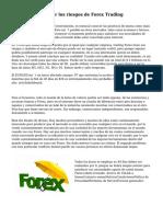 Aprender a manejar los riesgos de Forex Trading