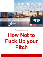 How to Pitch to VCs