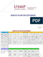 Nuevo Plan Estudios