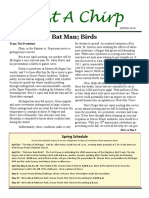 Spring 2016 Grosse Pointe Audubon Newsletter