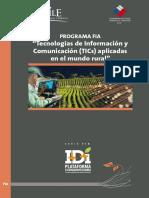 FIA - TIC en El Mundo Rural