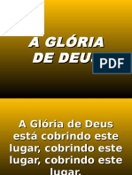A Glória de Deus