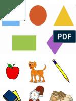 Evaluacion de Area Cognitiva en Preescolares