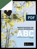 ABC - Innovation Book for Social Enterprises