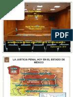 Sistema Acusatorio en El EstadTRYTRYTRYTR YTRYTRYTRo de México - Virginia Valdés