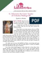 Epistle to Monks