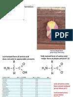 Lecture 9 - The Amino Acids II _ Acid-Base Characteristics