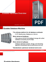 Exadata X4 Hardware Overview