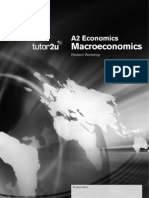 A2 Economics Macroeconomics Revision Workbook _ April 2010