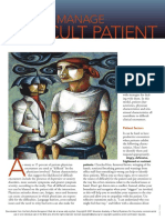 How to Manage Difficult Patient
