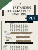 Sampling s2 edexcel