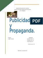 Publicidad y Propaganda.112