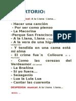 Cantar Las Cuarenta, lo nuevo de Rafa Lorenzo