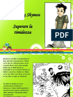 Superare La Timidezza - Overcoming Shyness