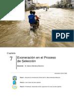 Peace m3 c7 PDF Exoneraciones