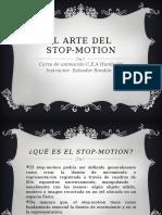 El Arte Del Stop Motion
