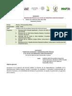 Derechos Humanos y Administración Pública_Seminario Sonora 2016