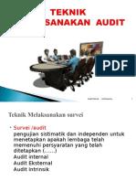 Teknik Audit Dan Verifikasi