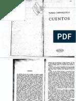 Cuentos Tomás Carrasquilla