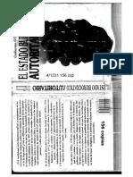 O'Donnell - El Estado Burocratico-Autoritario. Cap. 1 Al 6