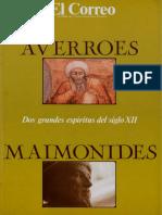 Averroes y Maimónides