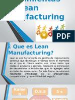 Herramientas de Lean Manufacturing