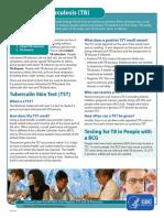 TB Factsheet