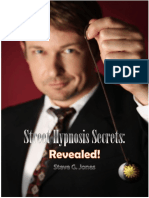 Street Hypnosis Book Revised