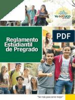 Reglamento Estudiantil - Aprobado Por El Consejo Directivo Mediante Acuerdo CD-005