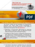 Case Study on Talent Development and Leadership Program