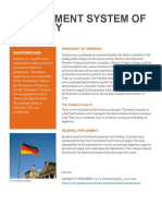 government system of germany