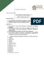 Cuestionario Unidad II ,2013