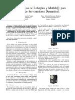 Informe 1 Robótica 1