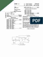 US4927617 Production of Ammonium Nitrate
