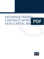 Saxo Options Brochure