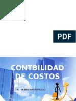 FICHA N° 1  FUNDAMENTOS DE COSTOS