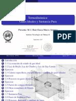 Termodinamica Unidad 2 Gases Ideales y Sustancia Pura[1]