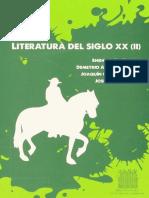 Literatura Del Siglo XX Gallegos Lara, Gil Gilbert, Aguilera Malta y José de la Cuadra