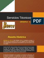 1.-Presentación Servicios ServiExplo
