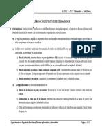 Filtros y tipos de filtros