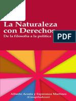 Acosta Alberto Y Martinez Esperanza (Comp) - La Naturaleza Con Derechos.pdf