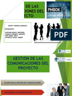 Exposicion Gestion de Las Comunicaciones (1)