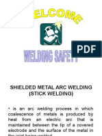 Hotworks and Welding Safety