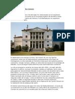 Villas Palladianas (Villa Cornaro)
