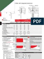Maxon EC20 Flat 5Watt Integrated Electronics